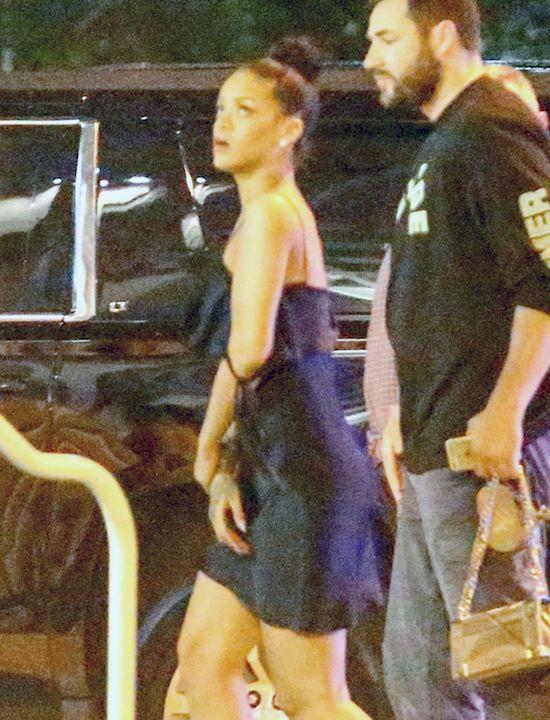 Rihanna zrobi�a sobie tatua� dla... Drake'a? (FOTO)