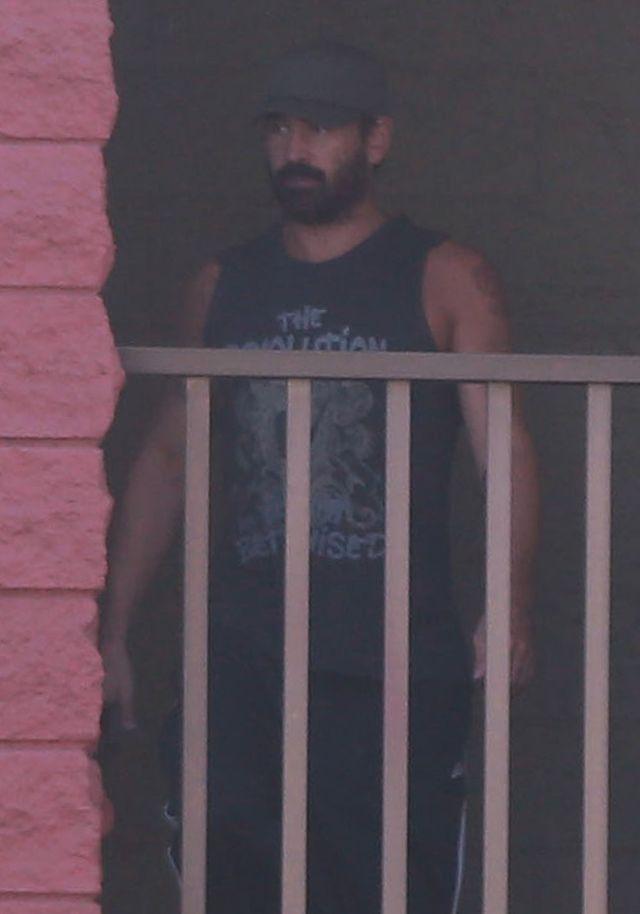 Colin Farrell też zapuścił brodę (FOTO)