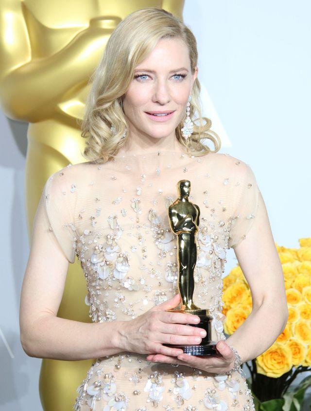Oscary 2014 - kto cieszy� si� najbardziej? (FOTO)