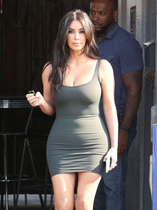 Wow! Kim Kardashian dawno nie była tak... seksowna! (FOTO)
