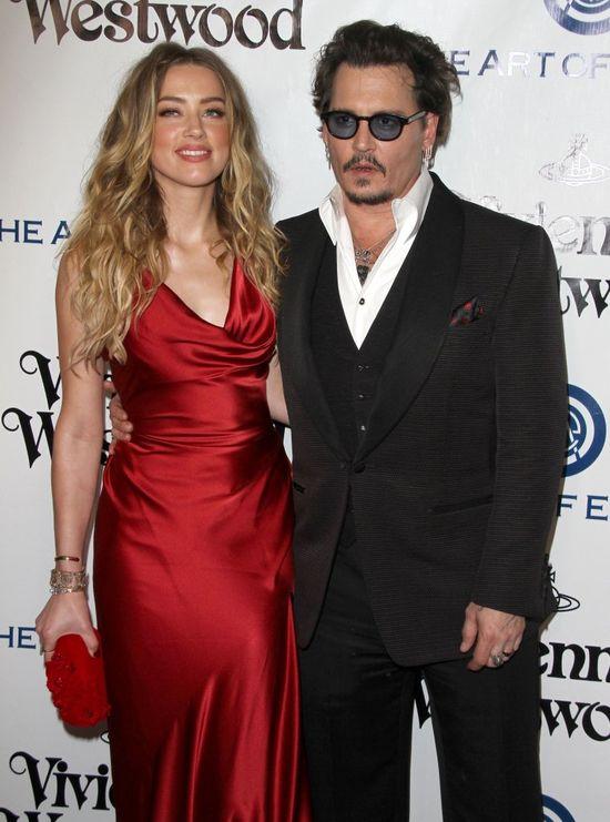 Lori Anne Allison, była żona Johnny'ego Deppa, nie wierzy Amber Heard!