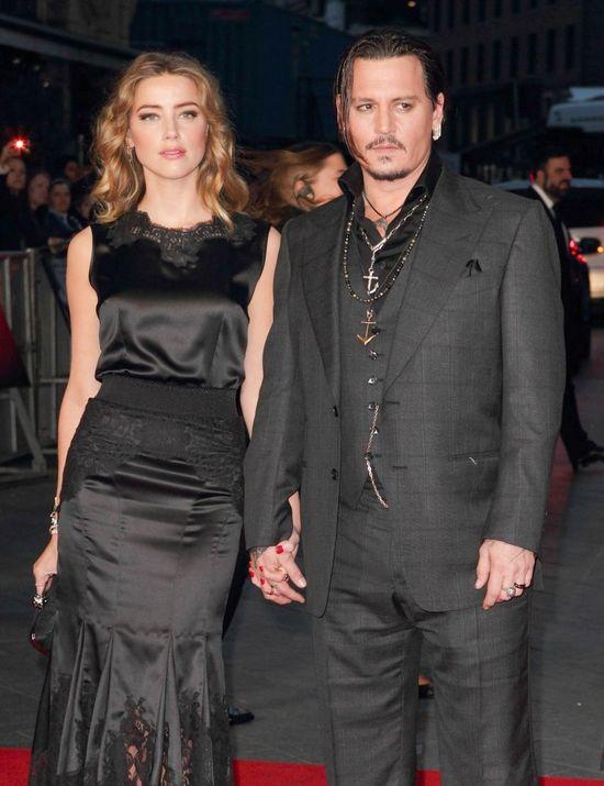 Johnny Depp i Amber Heard już po rozwodzie. Aktorka wycofała pozew o pobicie!