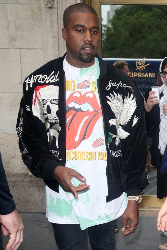 Kanye West nie ma szacunku dla innych! Przekonał sie o tym... James Corden!