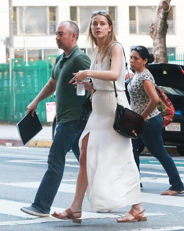 Amber Heard lubi naturalność (FOTO)