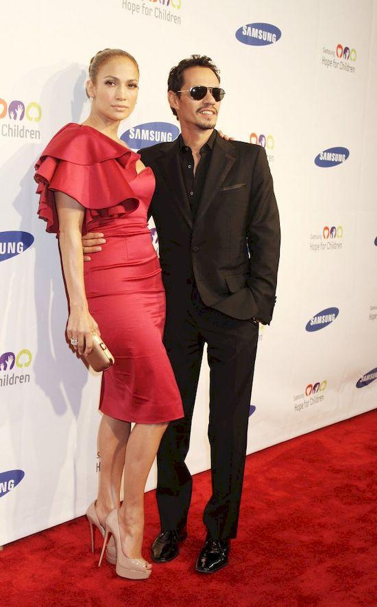 Jennifer Lopez udostępniła uroczy film ze swoim byłym mężem!
