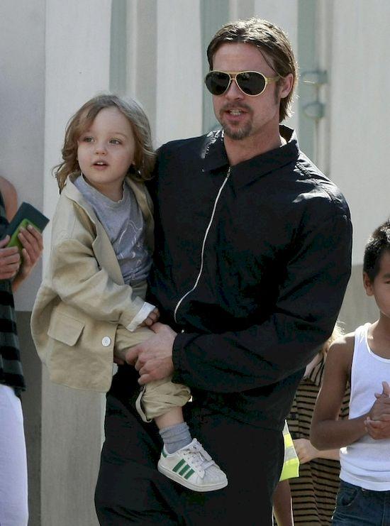 Czy to Angelina Jolie narażała dzieci na niebezpieczeństwo, a nie Brad Pitt?!