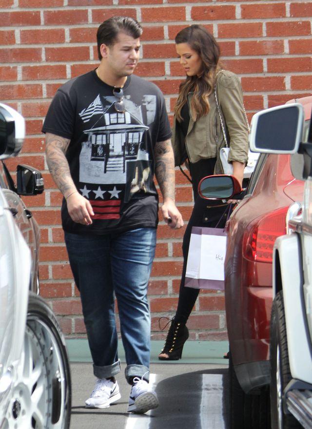 Rob Kardashian jest wściekły na Kim!