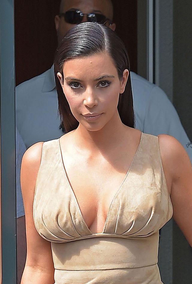 Kim Kardashian coraz bli�ej kosmicznego idea�u (FOTO)