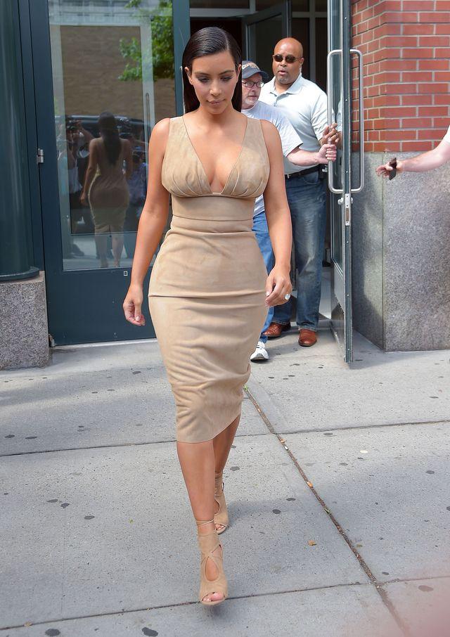 Kim Kardashian coraz bliżej kosmicznego ideału (FOTO)