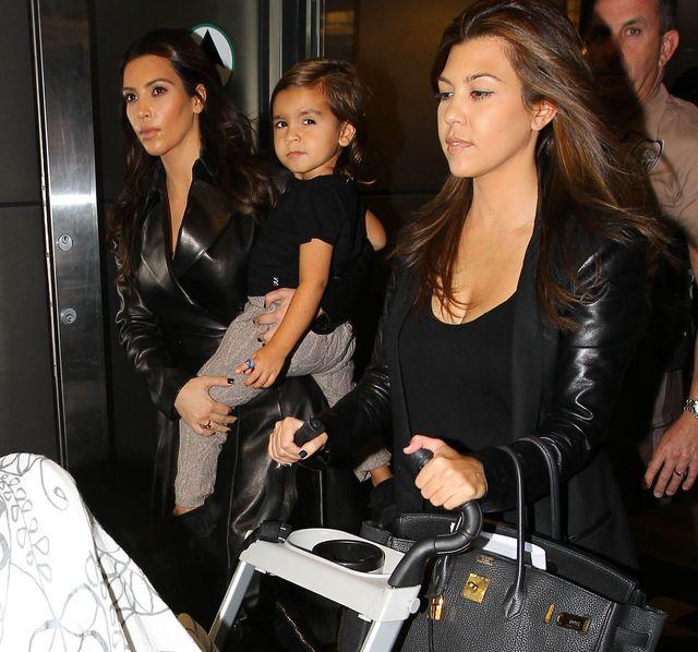 Kardashianki podbijają Londyn (FOTO)