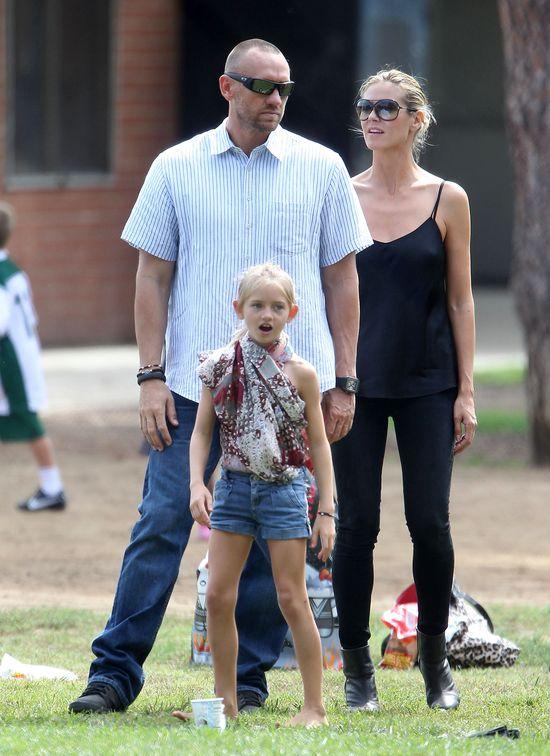 Nowy kochanek Heidi Klum ma dobry kontakt z jej dziećmi (FOT