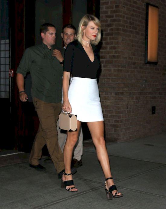 Taylor Swift i Calvin Harris znowu się przyjaźnią!