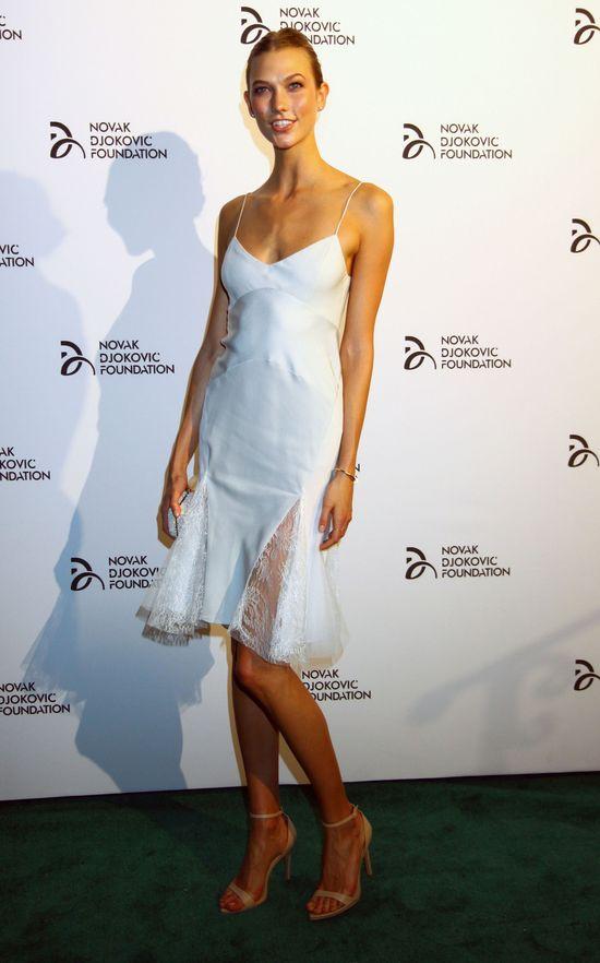 Na gali Novak Djokovic zaroiło się od pieknych pań (FOTO)