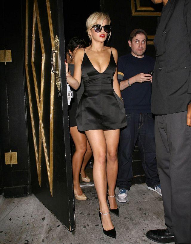 Rita Ora bardziej SEXY od Rihanny? (FOTO)