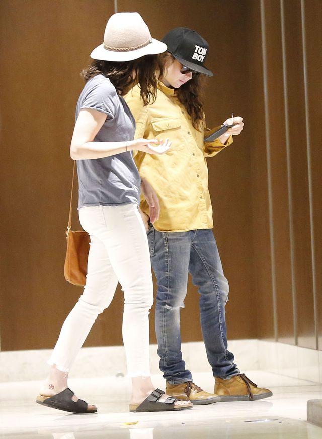 Czy to nowa dziewczyna Ellen Page? (FOTO)