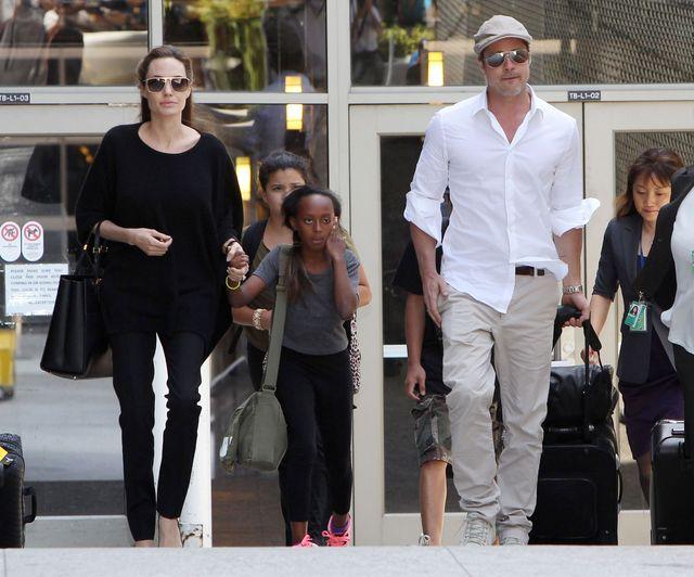 Jolie i Pitt nakręcą film o... sobie