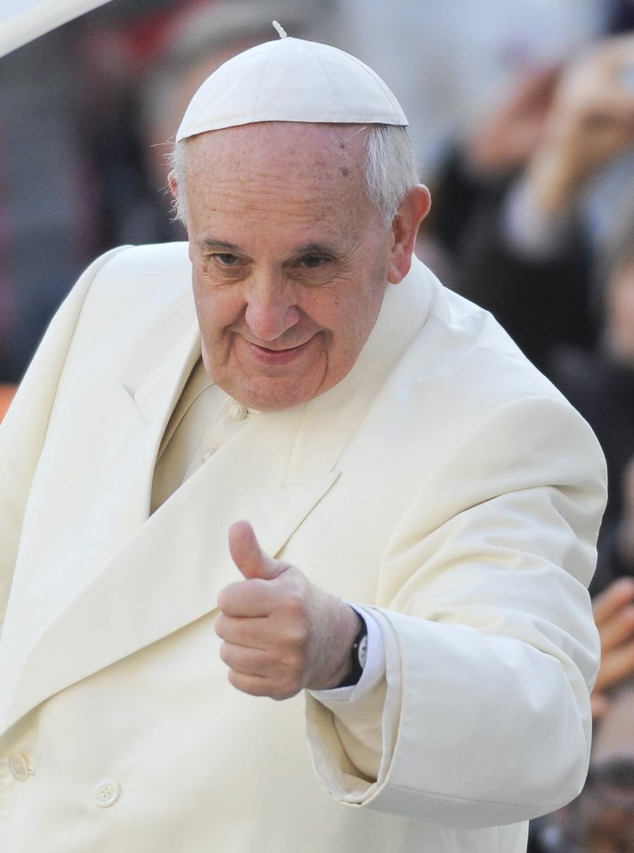 Papież Franciszek na okładce… Rolling Stone