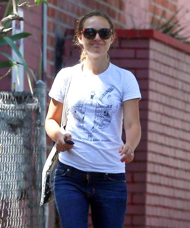 Natalie Portman jak dziewczyna z sąsiedztwa (FOTO)