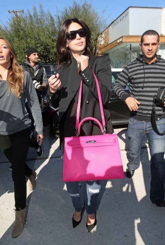Dziecko Kim Kardashian pojawi si� w jej reality show
