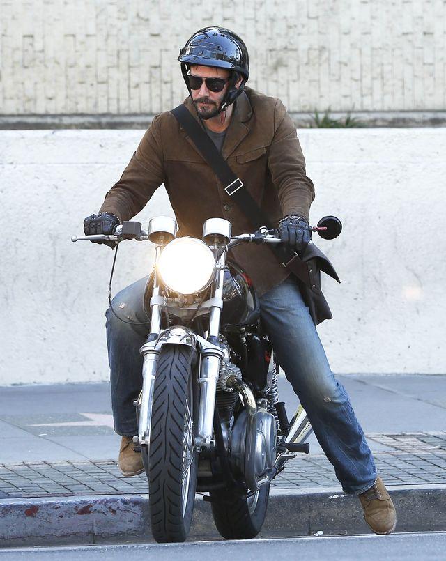 Keanu Reeves nie ma licówek? (FOTO)