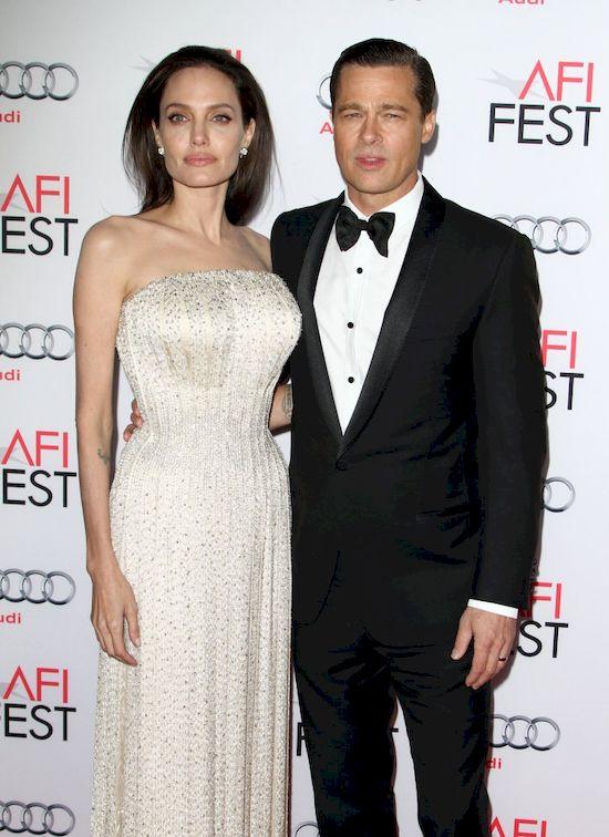 Jennifer Aniston NAPRAWDĘ skomentowała rozwód Angeliny Jolie i Brada Pitta!