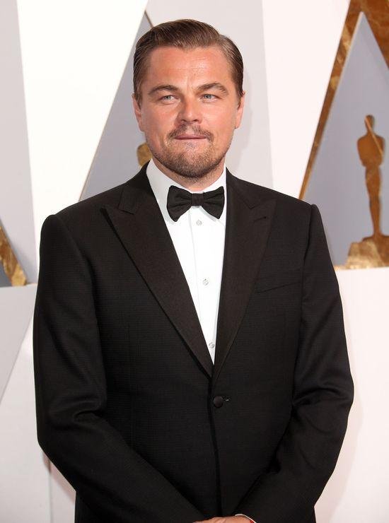 Leonardo DiCaprio ma gorący romans z blond pięknością!