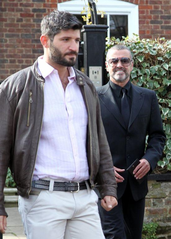 Partner George'a Michaela udostępnił poruszające zdjęcie (FOTO)