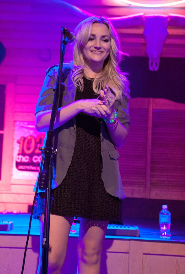 Jamie Lynn Spears ma lepszy gust od siostry? (FOTO)