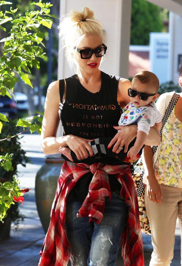 Gwen Stefani zadabała o modną stylówkę najmłodszego syna