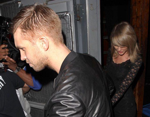 Odważny krok Taylor Swift i Calvina Harrisa