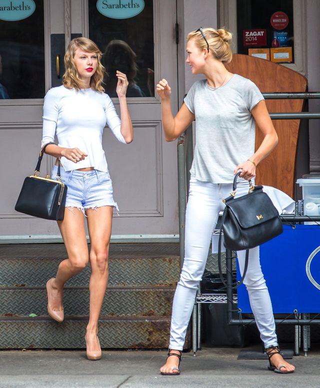 Taylor Swift - najładniejsze nogi show-biznesu? (FOTO)