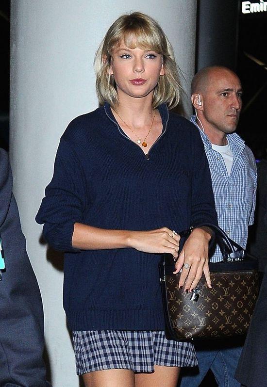Taylor Swift nie ukrywa swojej NIENAWIŚCI do Kanye Westa za utwór Famous!