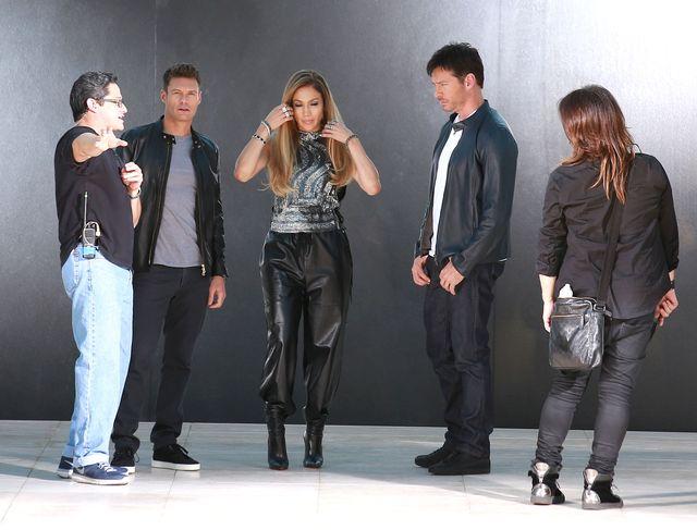 Tak Jennifer Lopez ubiera się do pracy (FOTO)