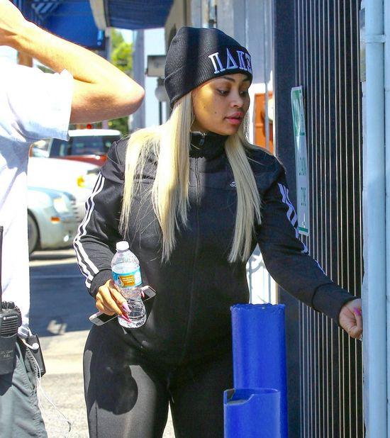 Znamy p�e� dziecka Roba Kardashiana i Blac Chyny! Zdradzi� je ojciec celebrytki!