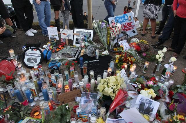 Zmarły Paul Walker zostawił olbrzymią kolekcję samochodów