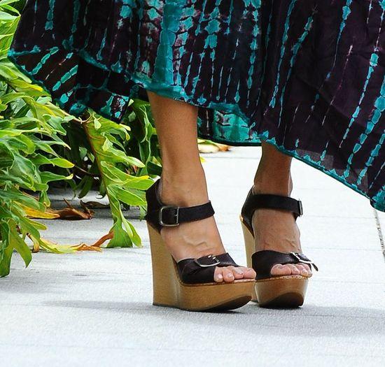 Ikona stylu w za małych butach (FOTO)
