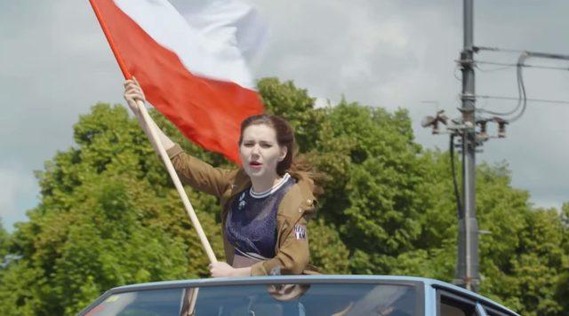 Filip Chajzer nagrał samozwańczy hymn na Euro - Polska gra