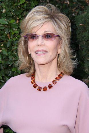Jane Fonda o  wielkim dramacie, jaki dotknął matkę