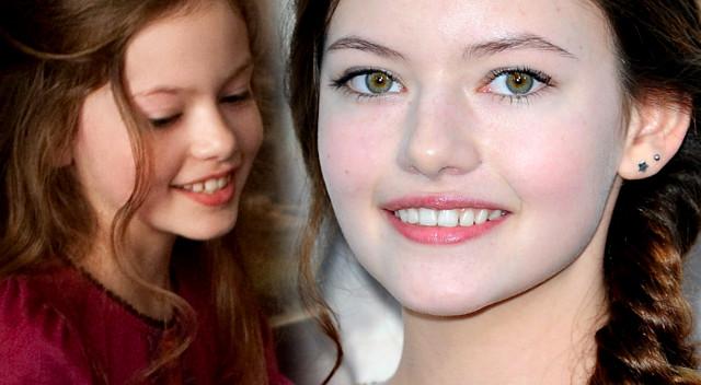 Mackenzie Foy, czyli Renesmee ze Zmierzchu, ma już 17 lat (ZDJĘCIA)