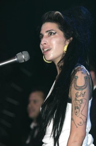 Geni(t)alny tatuaż Amy Winehouse