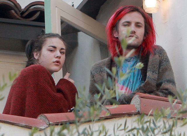 Córka Kurta Cobaina wzięła ślub i...