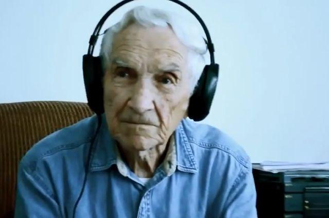 Oh Sweet Lorraine - wzruszająca piosenka o miłości 96-latka