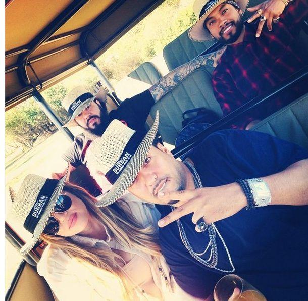 French Montana ostro dopiekł  Khloe Kardashian