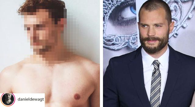 Christian Grey ma sobowtóra! Wyglądają jak seksowni bracia!