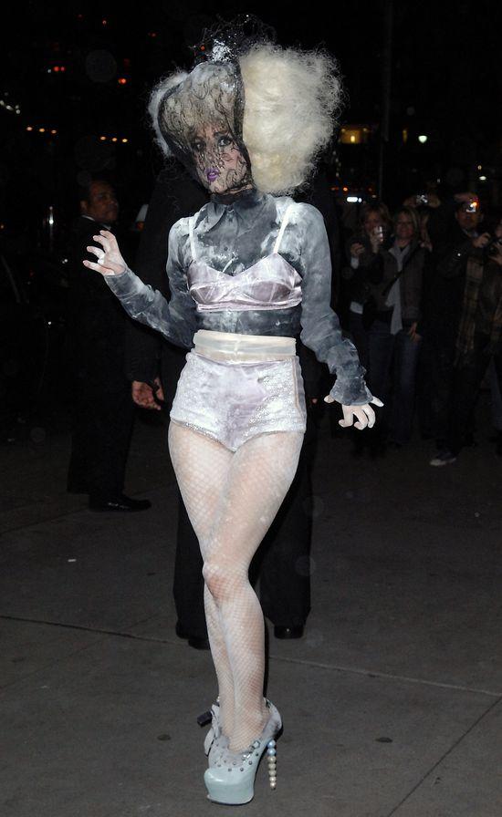 Lady Gaga zwariowała?