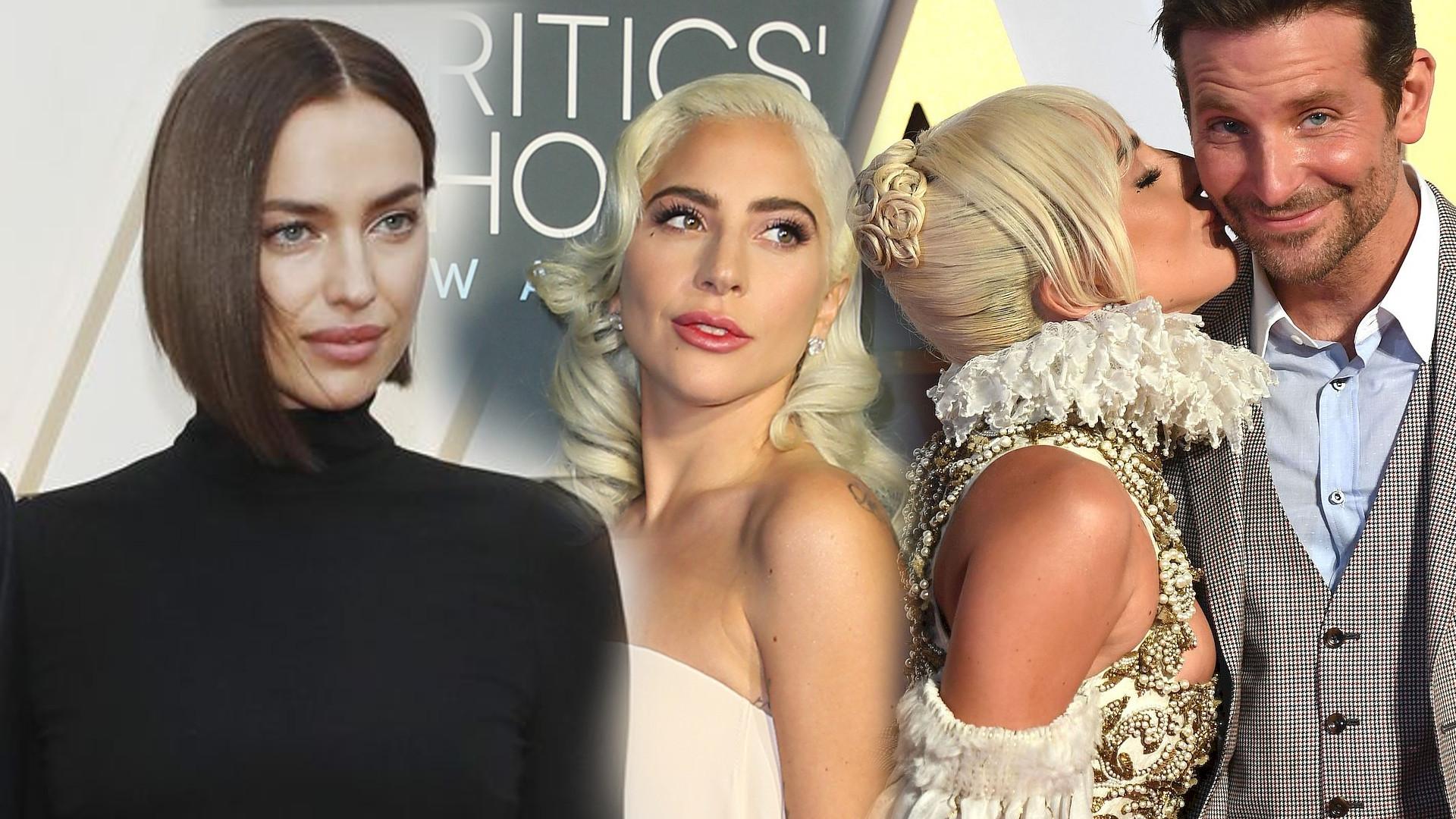 Wyszło na jaw, co Bradley i Gaga robili razem za kulisami gali! Irina chce ją USUNĄĆ ze swojego życia