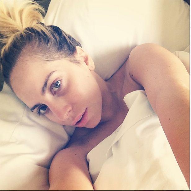 Jak wygląda Lady Gaga zaraz po przebudzeniu? (FOTO)