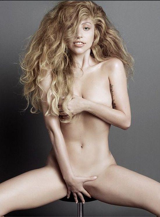 Chuda i naga Lady Gaga (FOTO)
