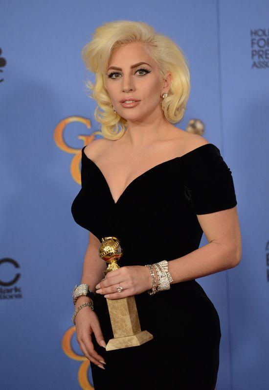 Lady Gaga w niepowtarzalnym występie na Grammy