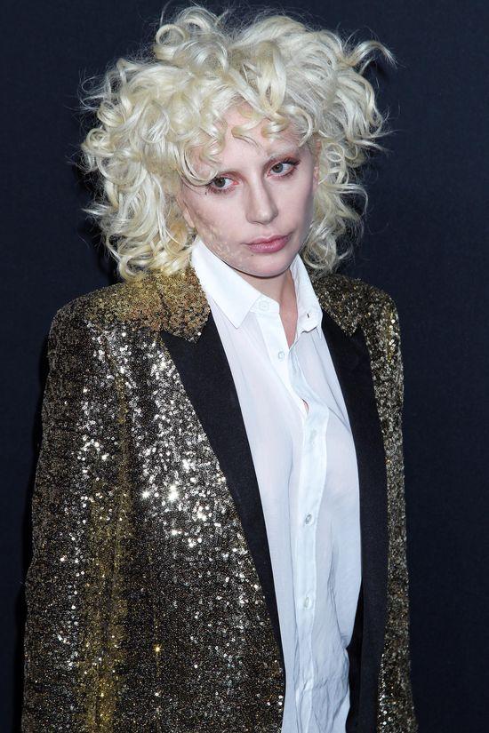 Lady Gaga w niepowtarzalnym wyst�pie na Grammy